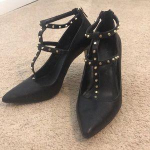 Banana Republic studded heels